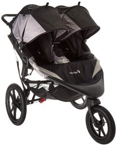 10 Baby Jogger Summit X3 Double Jogging Stroller