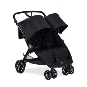 2 Britax B-Lively Double Stroller