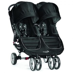 9 Baby Jogger City Mini Double Stroller - 2016